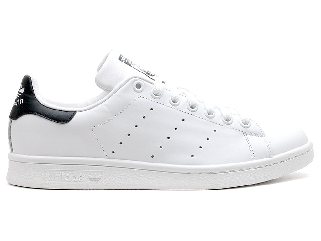 adidas stan smith blanche noir homme