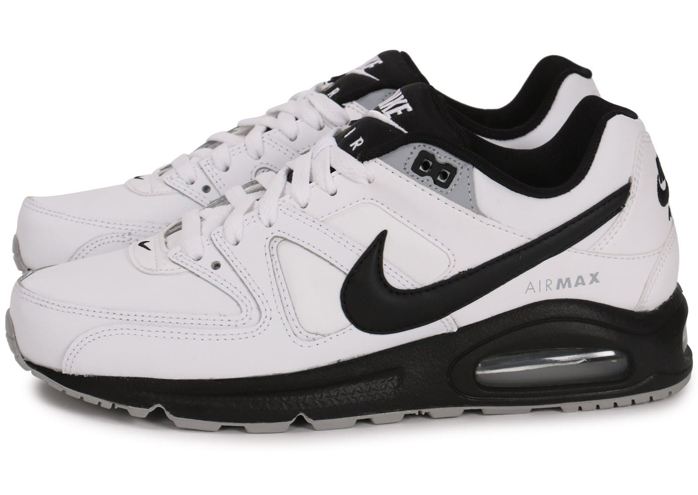 sports shoes 68668 96a1b Immense vente de liquidation 2018. conomisez jusqu à 48% sur la vente de air  max command blanc noir France. Trouvez et comparez toutes les meilleures  offres ...