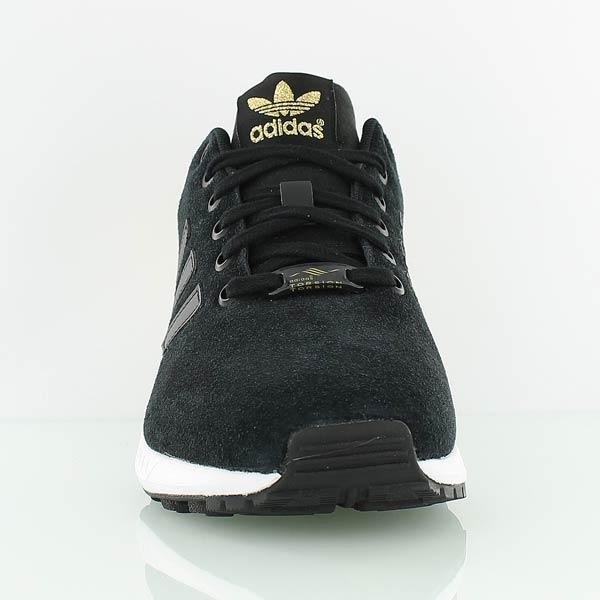 adidas femme zx flux noir et or