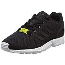 chaussure adidas zx flux noir et or