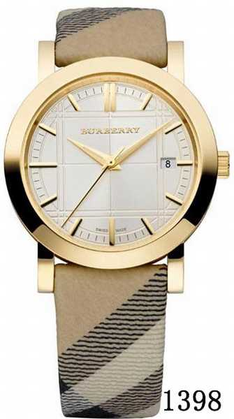 Burberry La Ville Classic Chronograph Cadran Brun fumé Trench Bracelet  622571  u2013 Replique montre de luxe, fausse Rolex montre, montre pas cher  . 03bda804cef