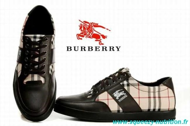 b2da218912acb burberry femme chaussure