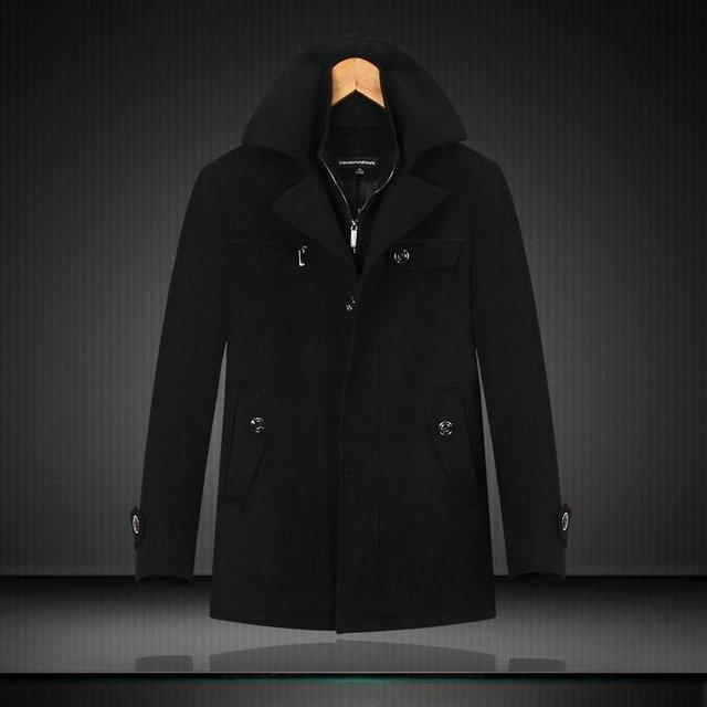 a898ed28382 manteau homme armani pas cher